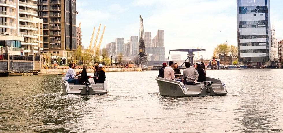 goboats east london