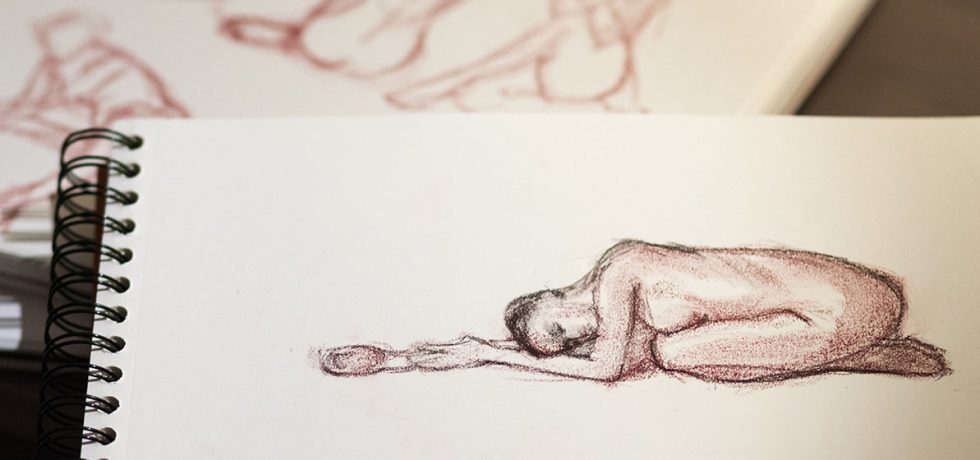 online drawing classes east london