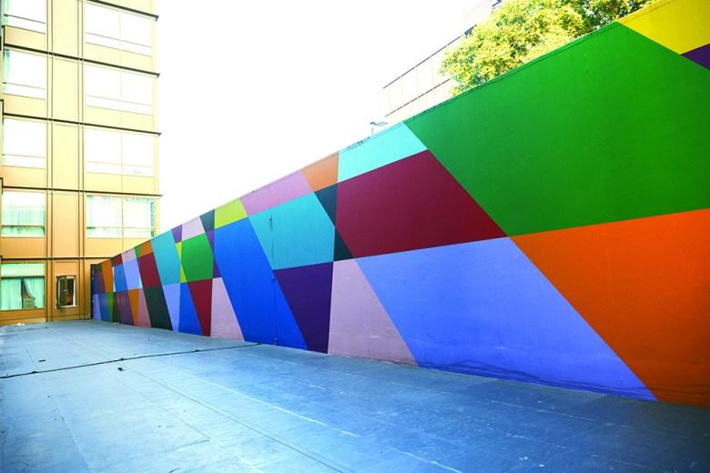 Lothar Gotz wall mural