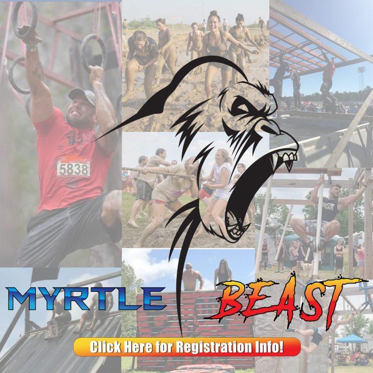 Myrtle Beast Terrain Race