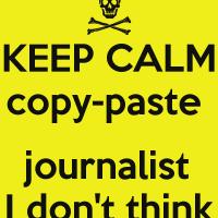 На журналистиката – с любов и омерзение (Как да пишеш без да пишеш)