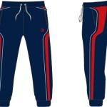 Beast Up Sublimated Team Travel Pants BU-TP001-product