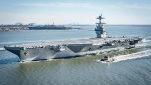 Fact: America Has No Way to Attack Venezula Using Navy Aircraft Carriers 8