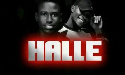[MUSIC] Wjay Feat Jay Dappa - Halle Halle 4