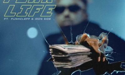 "[MUSIC] Erigga – ""Fear Life"" ft. Funkcleff x Iron Side 20"
