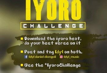 [INSTRUMENTAL] Idyl - Iyoro challenge instrumental with hook 30