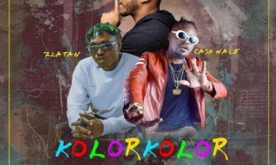 "[Music] Sina Rambo – ""Kolor Kolor"" ft. Zlatan x Cash Wale 2"