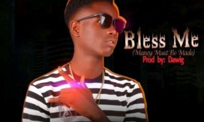 "[Music] Nikki Help -""Bless Me""(prod Dawig) 8"