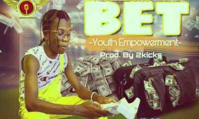 "[Music] Kemisco Thy Young -""Bet (Youth Empowerment)"" (prod. 2kicks) 4"