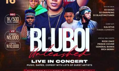 "[Event] Bluboi ""Unleashed"" 2"