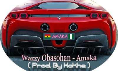"[Music & Video] Wazzy Obasohan -""Amaka"" 5"