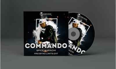 "Spice Karachi -""Commando"" 9"