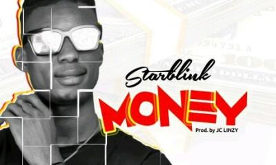 "Starblink -""Money"" 8"