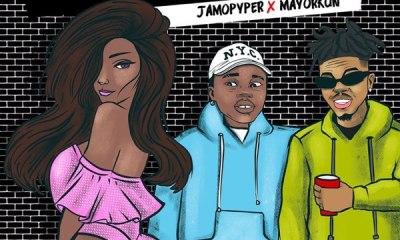 "Jamopyper x Mayorkun – ""If No Be You"" 8"