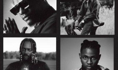 "DJ Tunez – ""Pami"" ft. Wizkid, Adekunle Gold, Omah Lay 6"