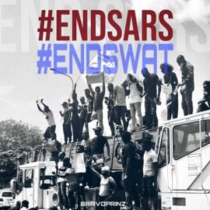 """Bravoprinz -""""Endsars Endswat"""" #EndPoliceBrutality 4"""