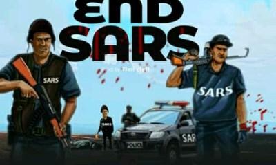 "Timicleff Beatz -""Endsars"" #Endpolicebrutality 8"