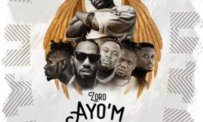 """Zoro – """"Ayo'M"""" ft. Phyno, Mr Eazi, Chike, Umu Obiligbo 8"""
