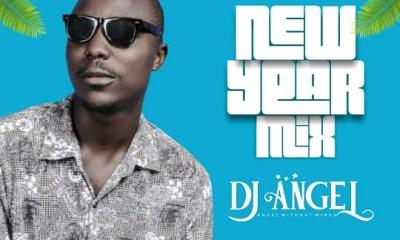 "Dj Angel -""New Year Mix"" 2"