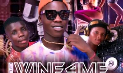 "Slim D -""Wine 4 Me"" Ft Nice boy & Dj New Money 7"