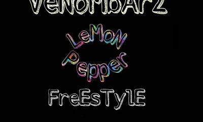 "Venombarz -""Lemon Pepper"" (Freestyle) 4"