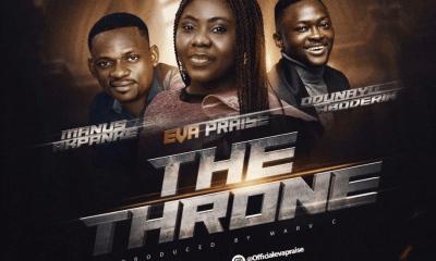 "Eva Praise -""The Throne"" Ft. Manus Apkanke & Odunayo Aboderin 32"