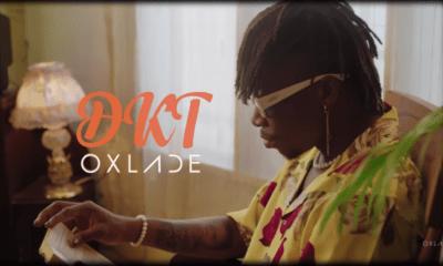 """[Video] Oxlade – """"DKT"""" (Dir. Dammy Twitch) 2"""