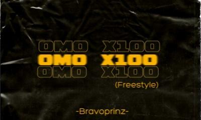 Bravoprinz - OMO X 100 Freestyle Feat. Olamide & Reminisce 7