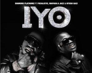 IYO: Tanzania's music star Diamond Platnumz features SA's rapper Focalistic in new song 2