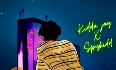 """Kidda Jay - """"New Wave"""" Feat. Spykid 18"""