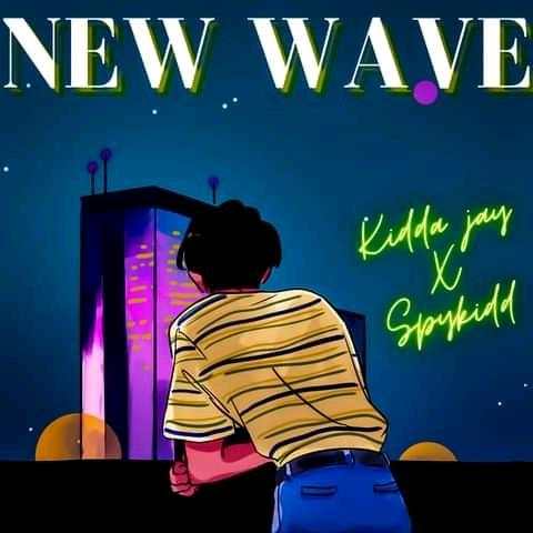 """Kidda Jay - """"New Wave"""" Feat. Spykid 1"""