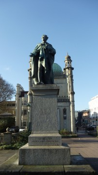 The man who built the Brighton Pavilion