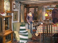 Weasleys' house