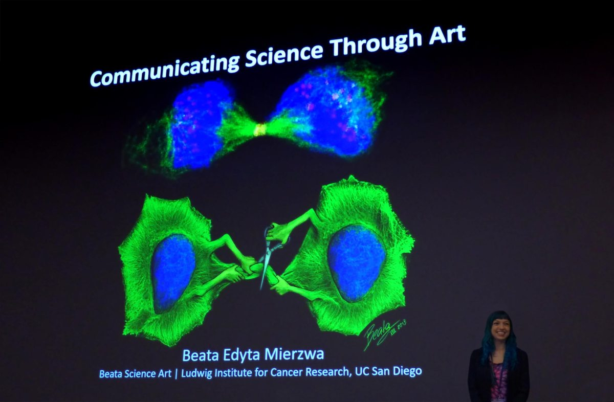 Communicating science through art