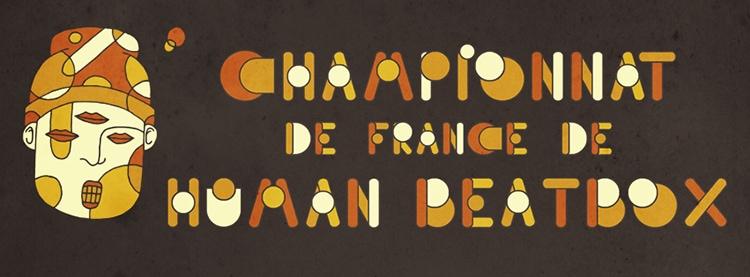 12ème championnat de France de Human Beatbox - Couverture 2018