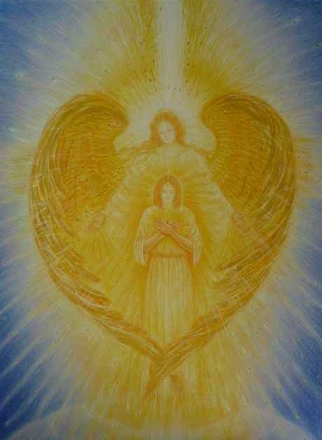 Goldener Engel als Inspiration für klaus Euler