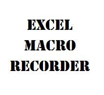 Excel Macro Recorder featured