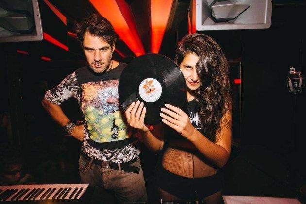 Casais DJs Casal Belalugosi