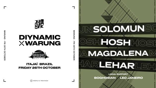 Solomun Warung Diynamic