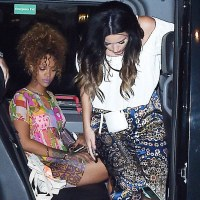 Rihanna and Katy Perry Hit The Club Together In New York (Photos)