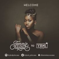 Olamide's Record Label YBNL Unveils First Female Act; Temmie Ovwasa