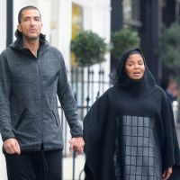 Pregnant Janet Jackson Steps Out With Husband In London (Photos)