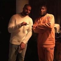Burna Boy Meets Drake (PHOTOS)