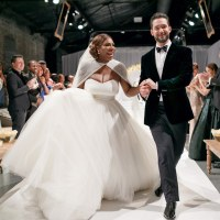 Beyonce, Kelly Rowland, Ciara & More Attend Serena Williams And Alexis Ohanian's Wedding (Photos)