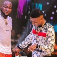 Davido Brings Out Wizkid To Perform at His #30BillionConcert