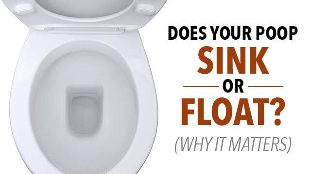 Is It Bad For Your Poop To Float