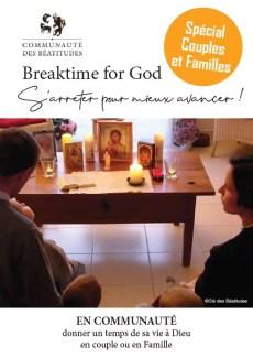 family's breaktime