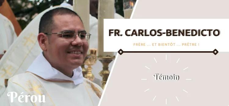 Fr. Carlos-Benedicto