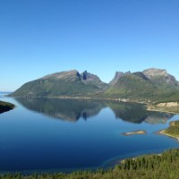 Photos of the Arctic Island of Senja