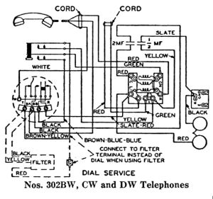 Western Electric Products  Telephones  Older models than